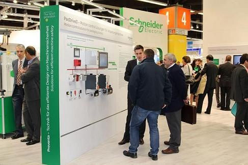 "Schneider Electric zaprosił do Niemiec na niezwyky event ""The Next Generation"" MachineStruxure!"
